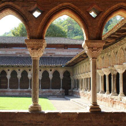 moissac, abbey, route of, Canon EOS 550D
