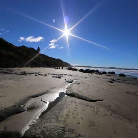 new, zealand, beach, Canon EOS 6D
