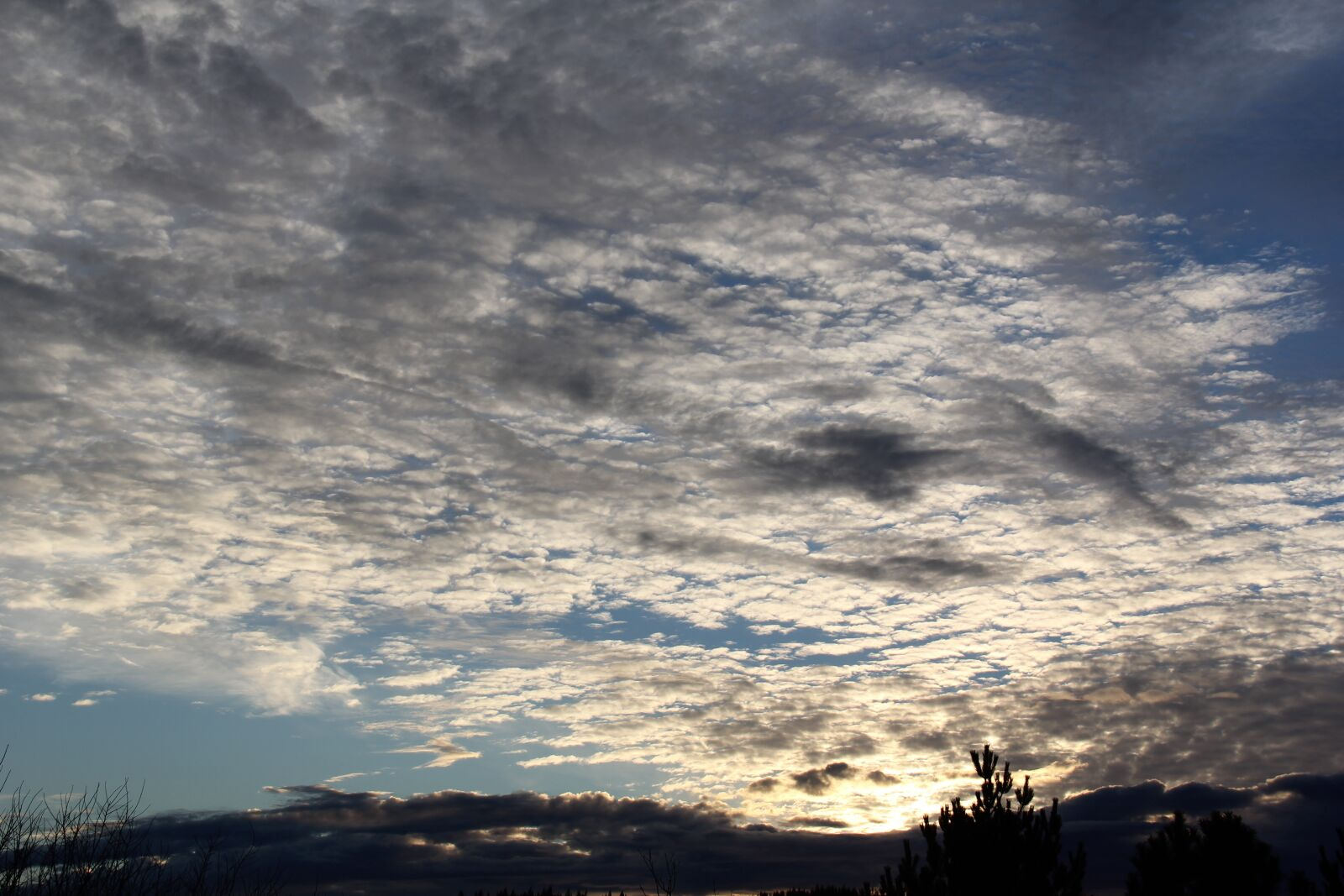 """Canon EOS 60D sample photo. """"Sunrise, clouds, nature"""" photography"""