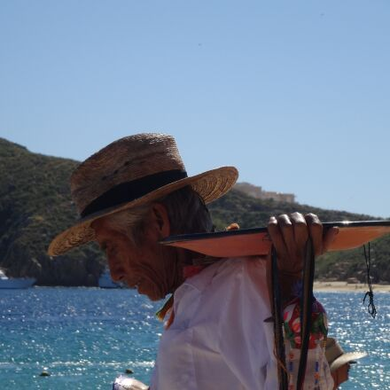 beach, seller, poverty, Sony DSC-WX300