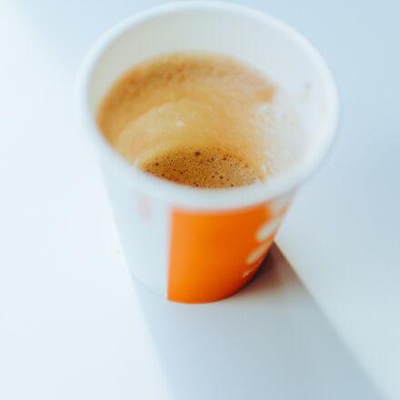 cup, dof, tea, Nikon D7000