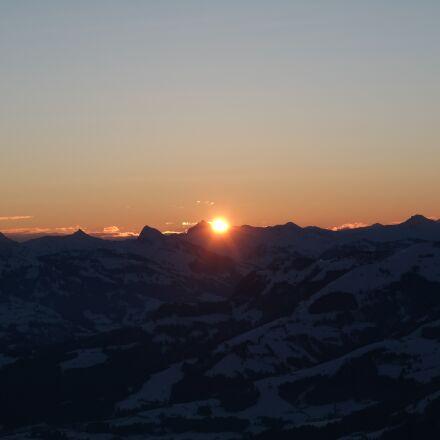 sunrise, high salve austria, Samsung NX30