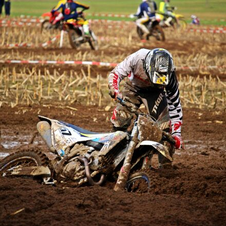 motocross, enduro, mud, Canon EOS 100D
