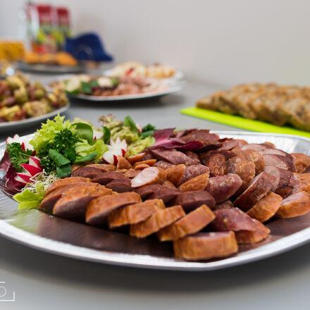 bread, breakfast, food, ham, Nikon D610
