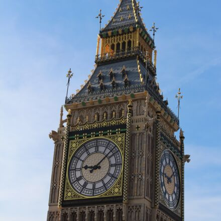 big ben, mockup, tower, Canon EOS 1200D