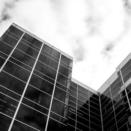 contemporary, glass items, reflection, Panasonic DMC-GF2