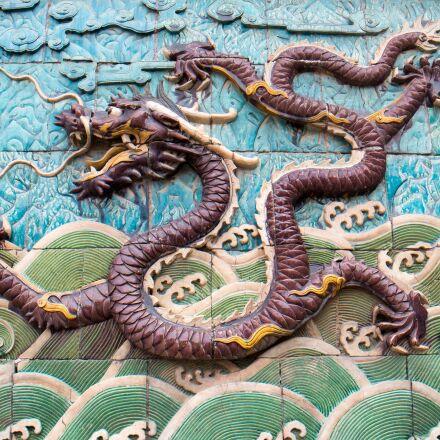 china, mosaic, forbidden city, Samsung NX300
