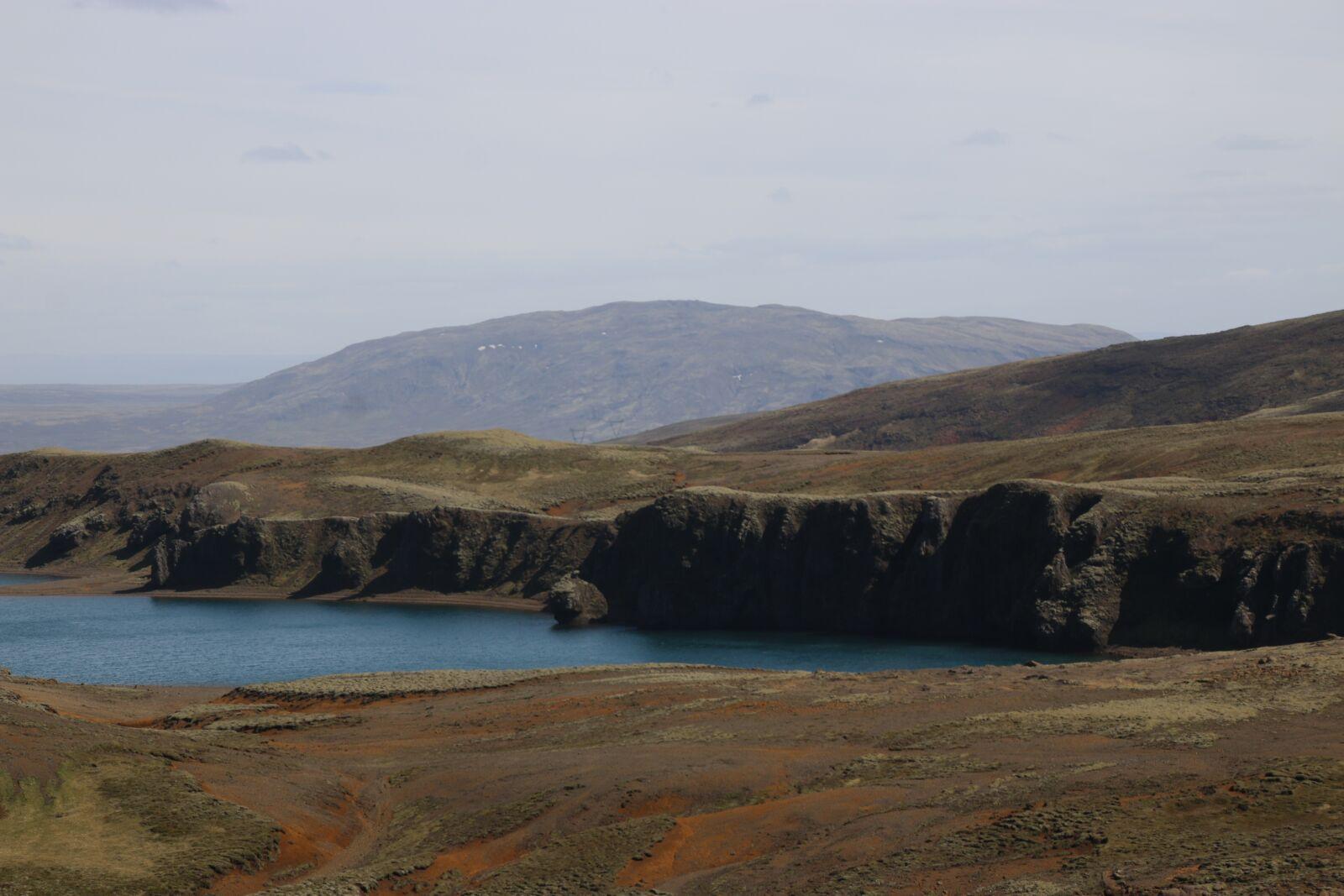 "Canon EOS 70D sample photo. ""Iceland, hike, landscape"" photography"