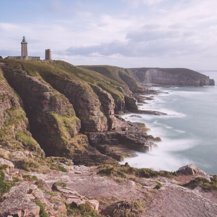 coast, lighthouse, sea, Canon EOS 6D