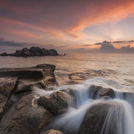 flow, giants, motion, rock, Nikon D90
