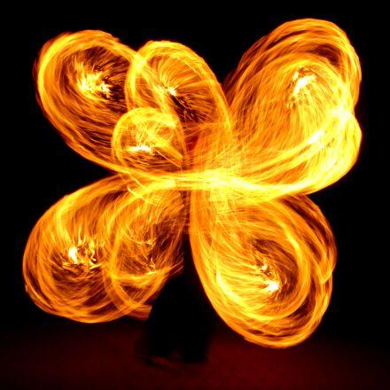 fire, fire flower, flame, Sony DSC-TX5