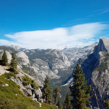 landscape, mountain, mountain peak, Fujifilm X-E2