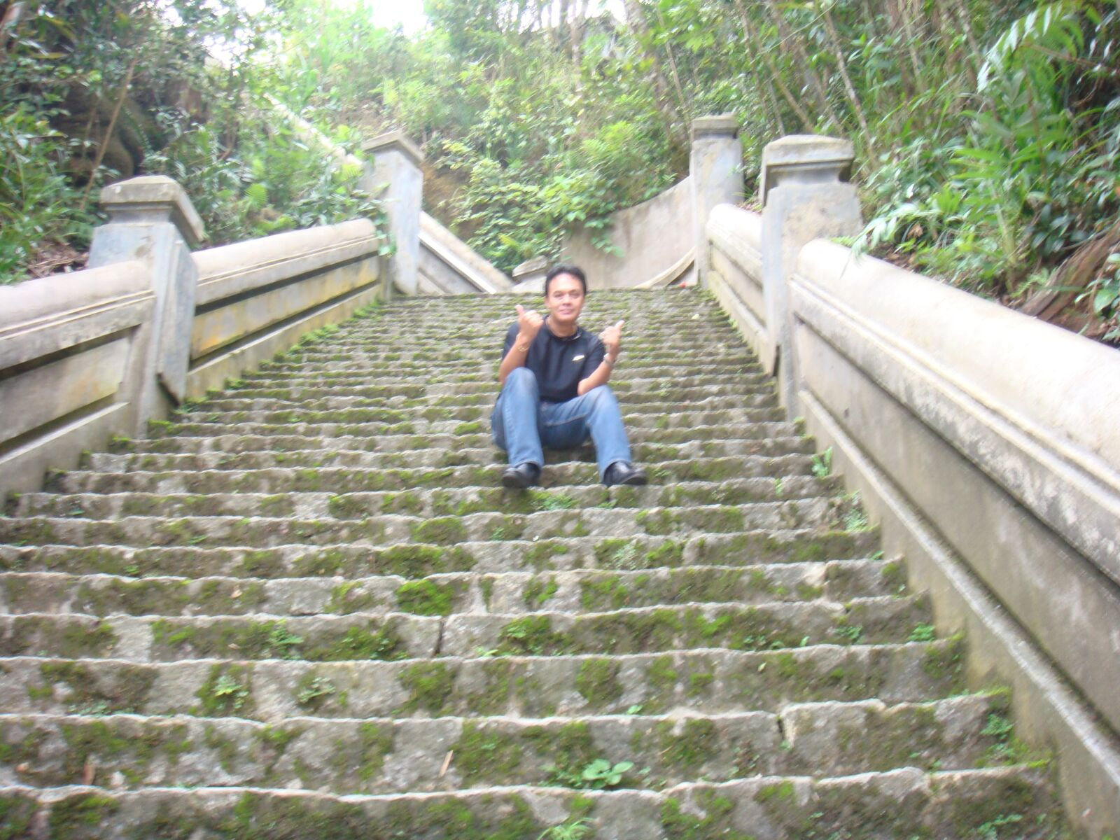 stairs, temple stairs, stairway