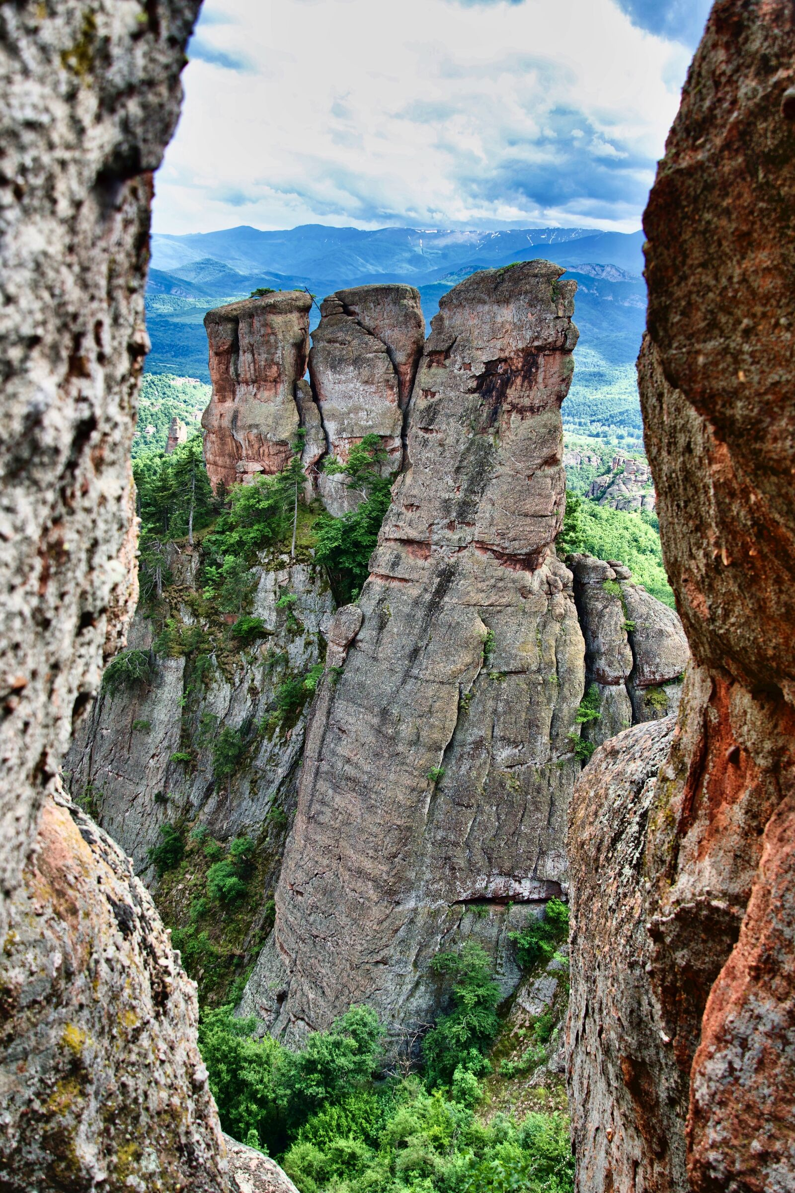 "Sony a6500 sample photo. ""Crag, rocks, mountain"" photography"