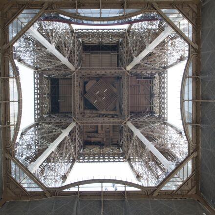 europe, paris, eiffel tower, Pentax K-01