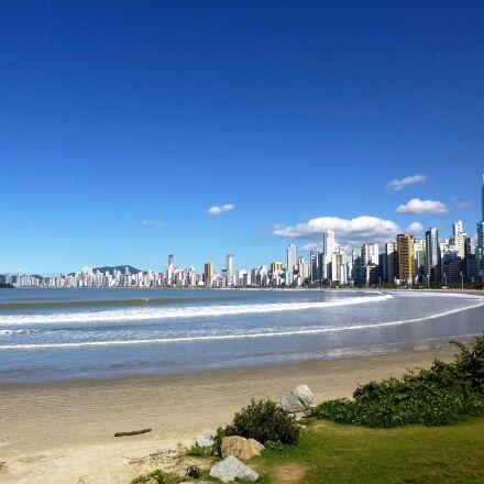beach, litoral, sand, Panasonic DMC-FH8