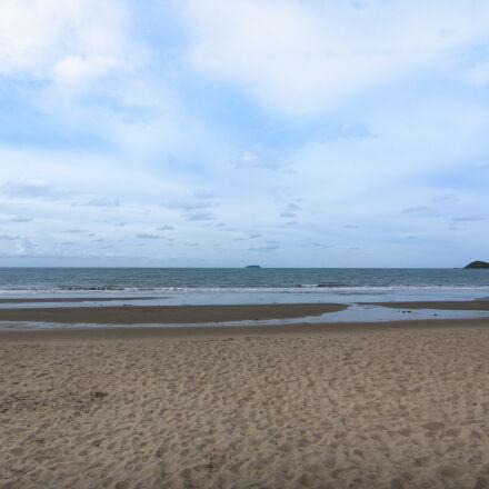 beach, blue, island, rayong, Nikon D70S