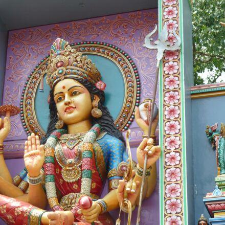 temple, india, architecture, Panasonic DMC-ZS7