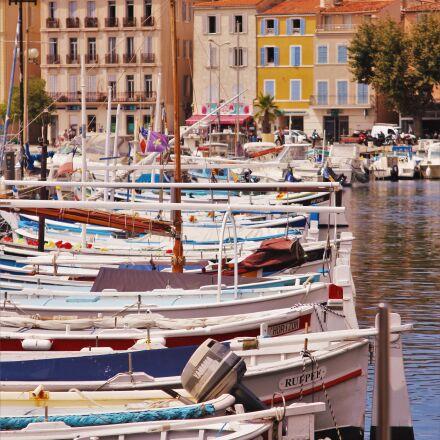 port, sea, boats, Canon EOS 60D