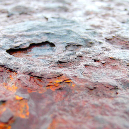 detail, night, oxidation, rust, Fujifilm FinePix T200