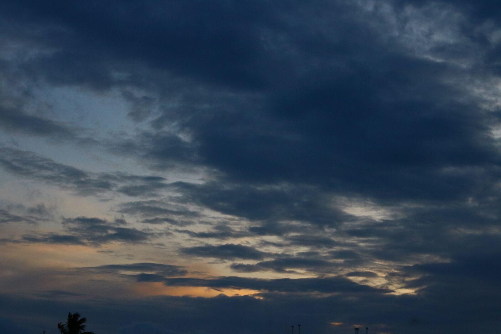 "Canon EOS 760D (EOS Rebel T6s / EOS 8000D) sample photo. ""Sky, dark, cloud"" photography"