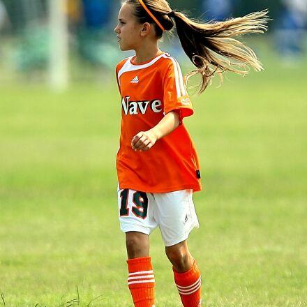 soccer, player, girl, Canon EOS-1D MARK II N
