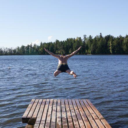 flight, the siberian lake, Sony SLT-A65