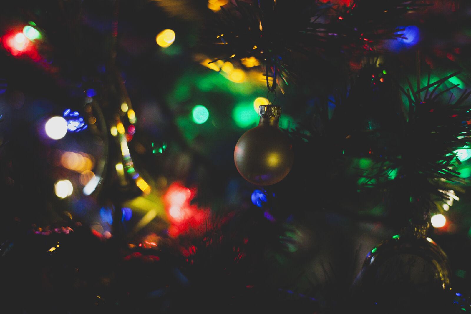 closeup, photography, of, christmas