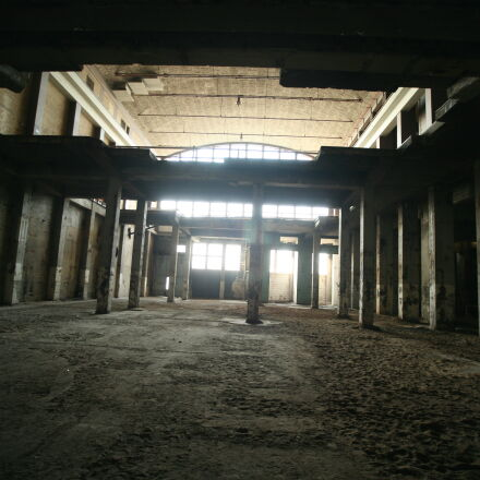 abandoned, architecture, broken, building, Canon EOS 5D
