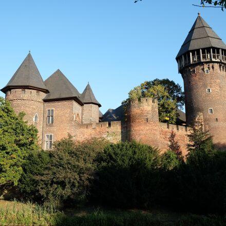 castle, krefeld, linn, Fujifilm X-T1