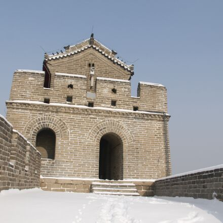 china, the great wall, Canon EOS 1100D