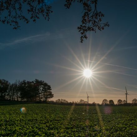 sun, star, sunlight, Fujifilm X-T2