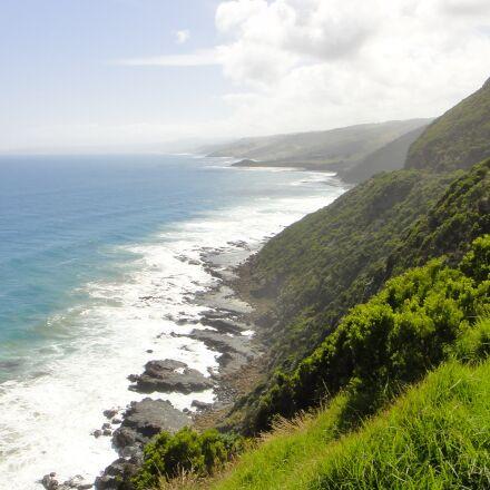 east coast, coast, australia, Sony DSC-TX5