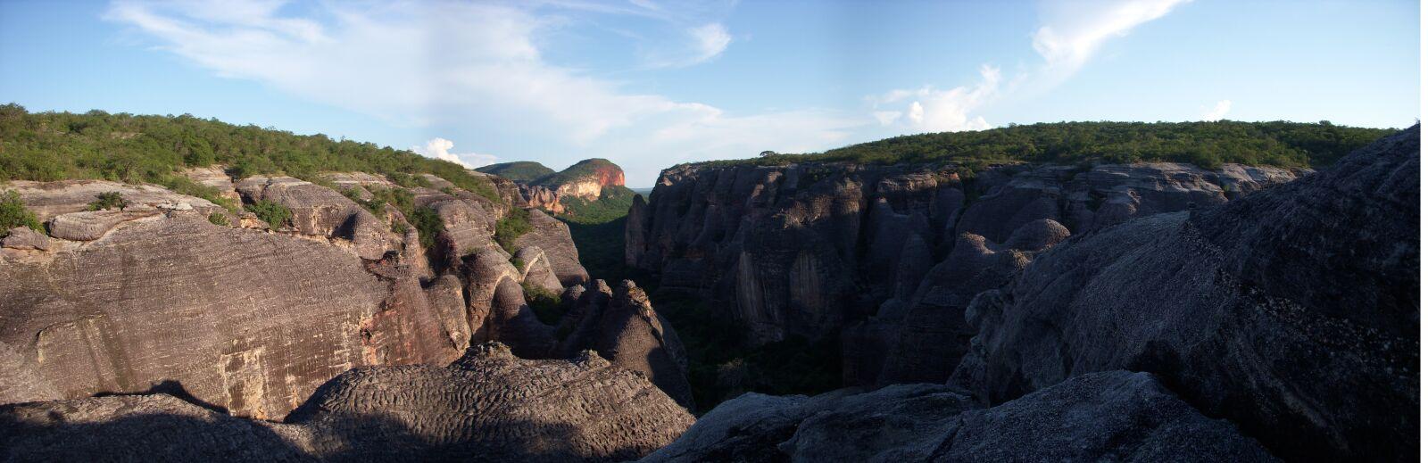 "Nikon COOLPIX S51c sample photo. ""Panorama, sierra-the capybara, canios"" photography"