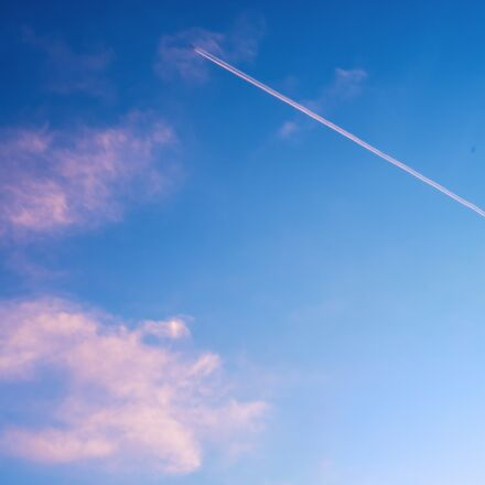 sky, twilight, cloud, RICOH PENTAX K-1