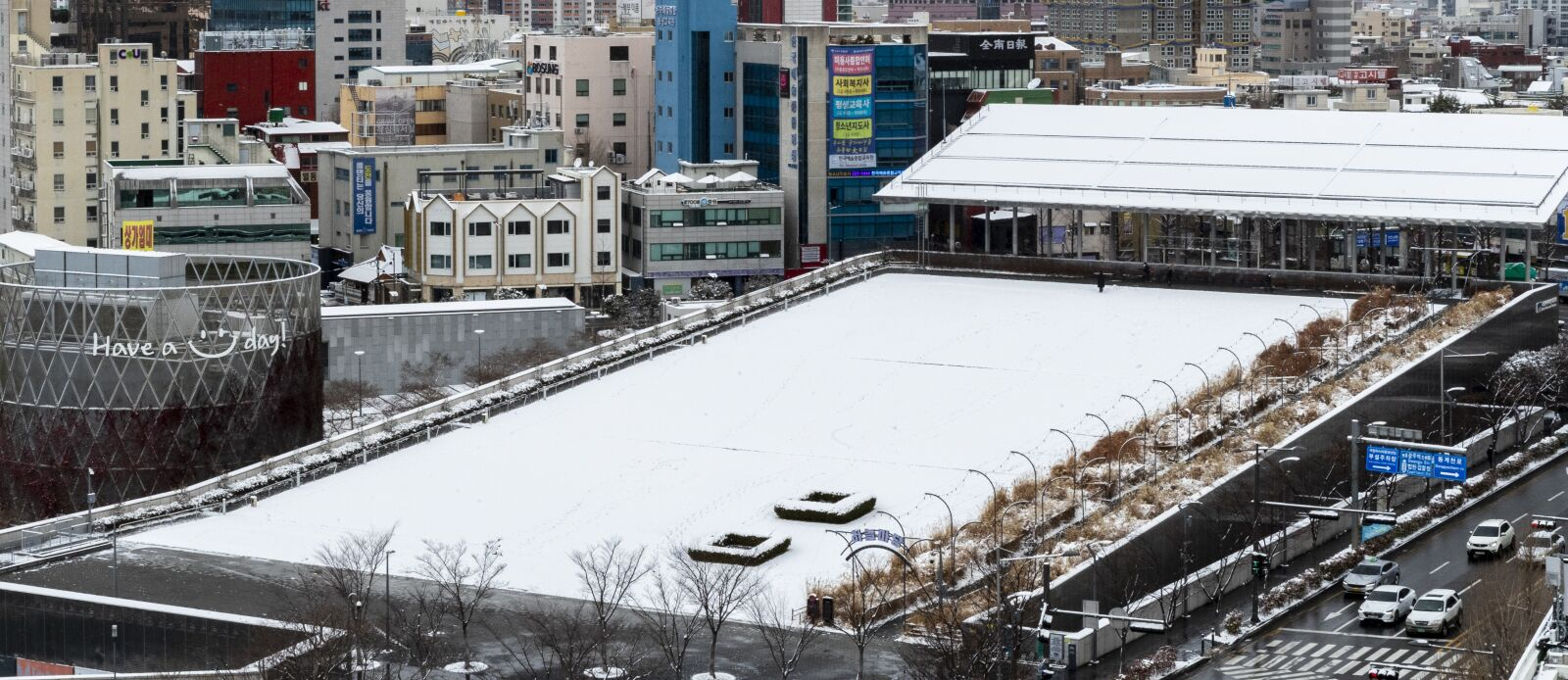 "Canon EOS-1D X Mark II sample photo. ""Snow, winter, day"" photography"