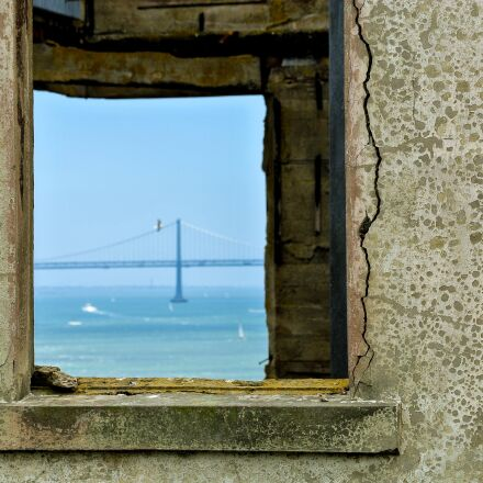 view, window, bridge, Nikon 1 J1