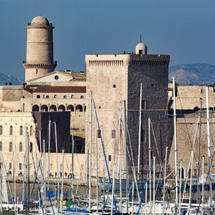 fort, tower, old, Pentax K10D