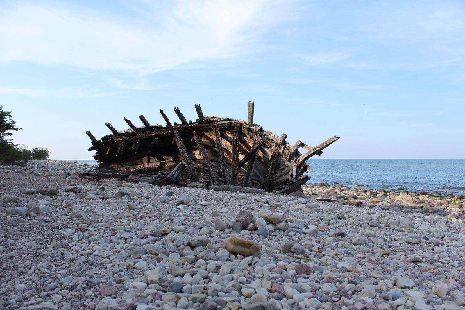 """Canon EOS 600D (Rebel EOS T3i / EOS Kiss X5) sample photo. """"Sweden, sea, ocean"""" photography"""