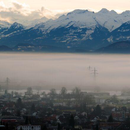 dornbirn, austria, vorarlberg, Canon EOS 70D