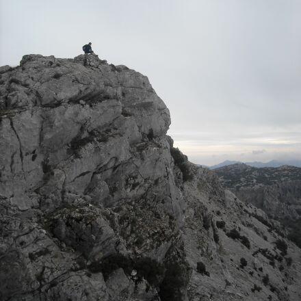dornajo, sierra, mountain, Nikon COOLPIX L18