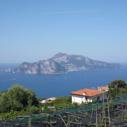 italy, capri, island, Panasonic DMC-XS1