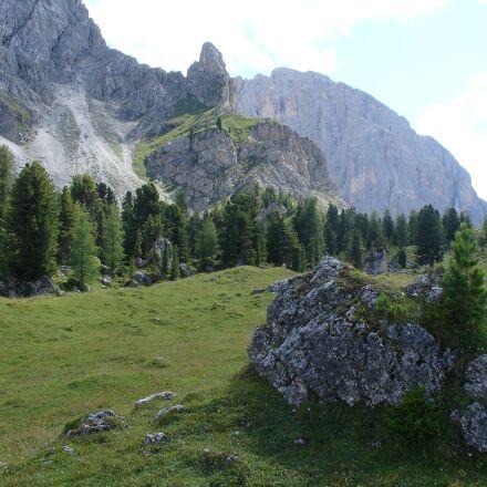 val gardena, south tyrol, Sony DSC-V3