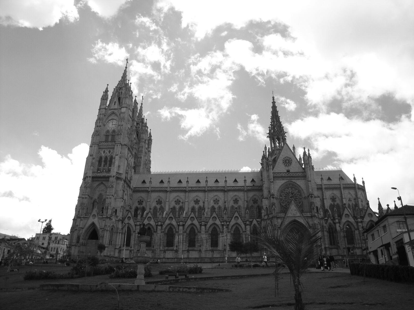 basilica, church, architecture