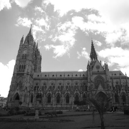 basilica, church, architecture, Sony DSC-W270