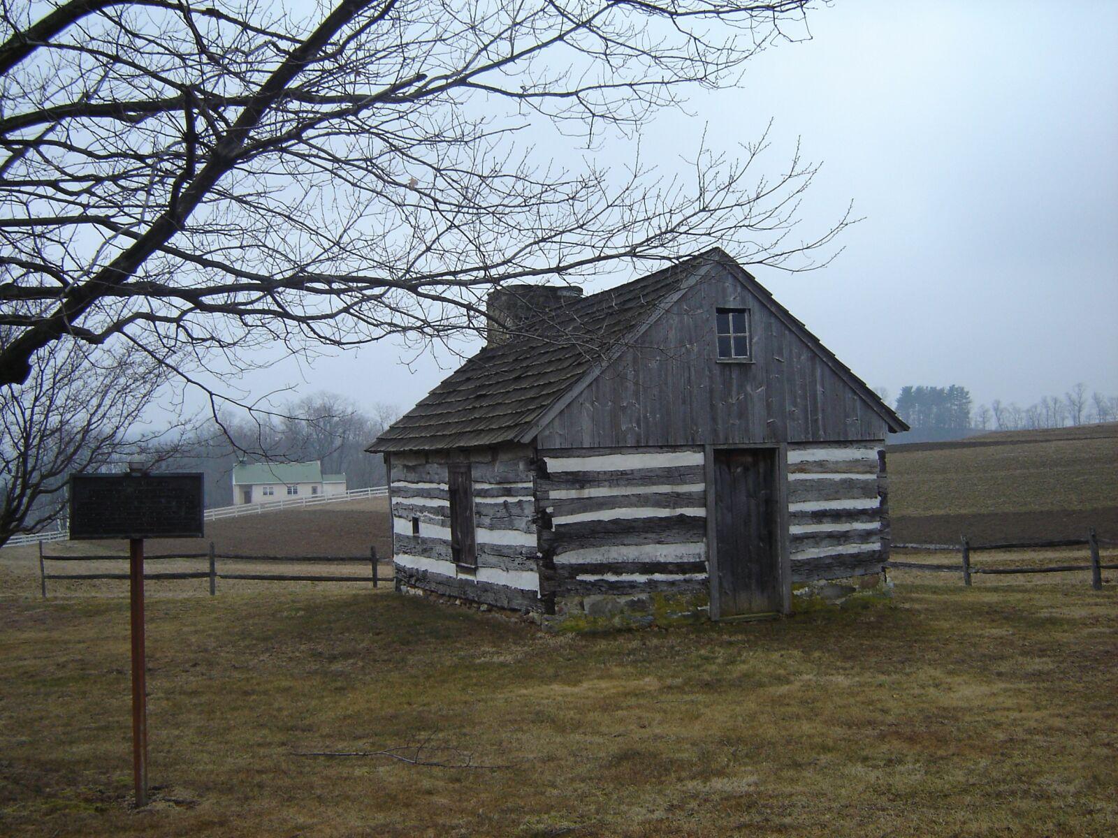 cabin, lancaster, autumn