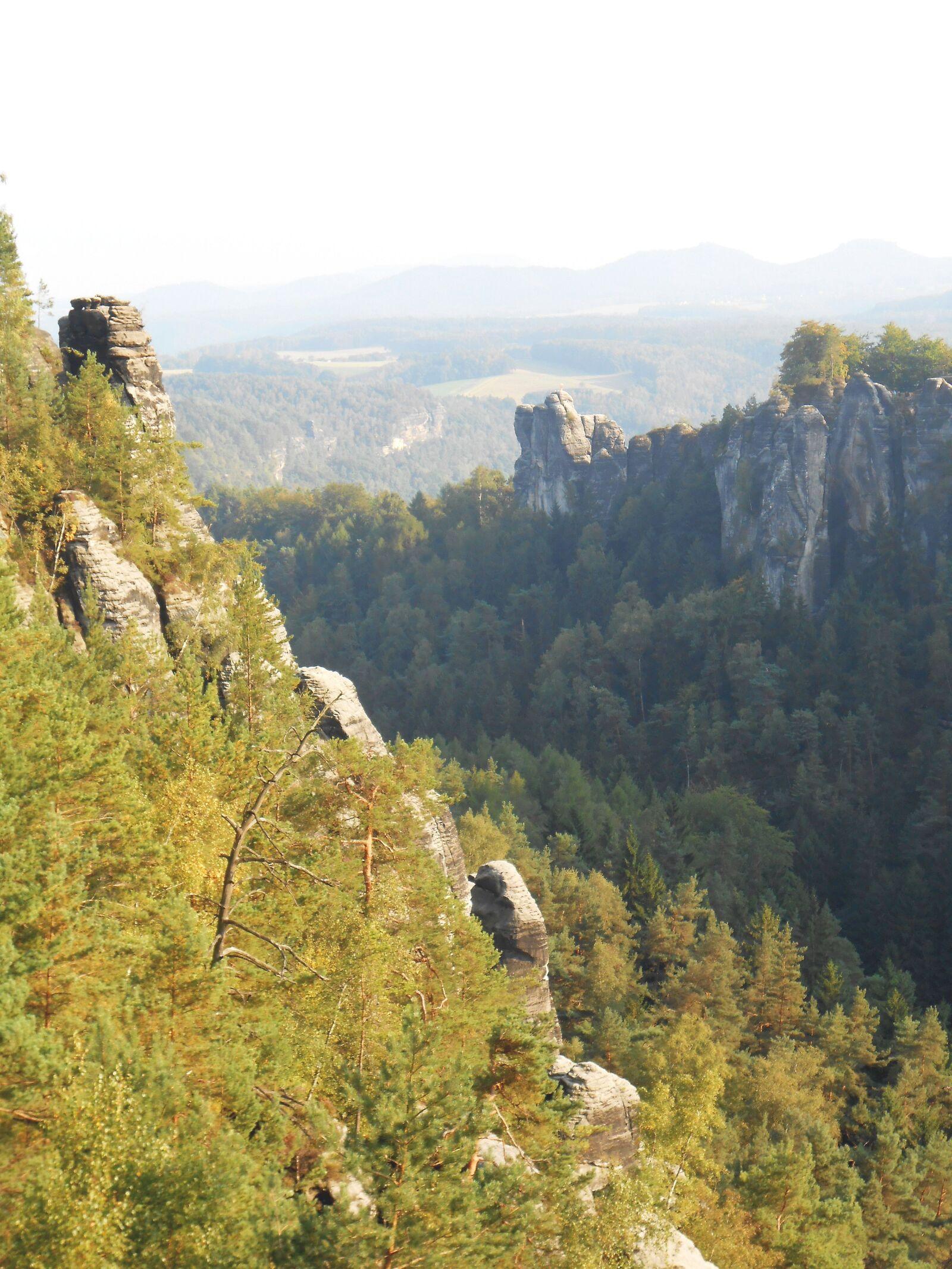 """Nikon Coolpix S4300 sample photo. """"Landscape, nature, elbe sandstone"""" photography"""