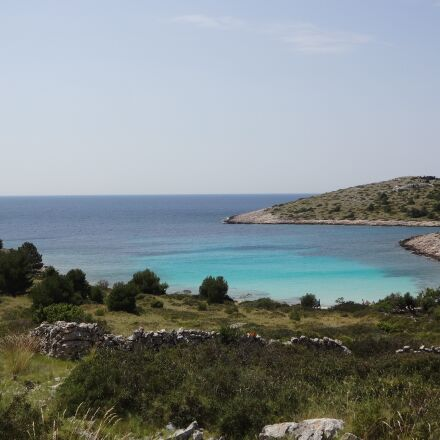 croatia, water, island, Sony DSC-WX100