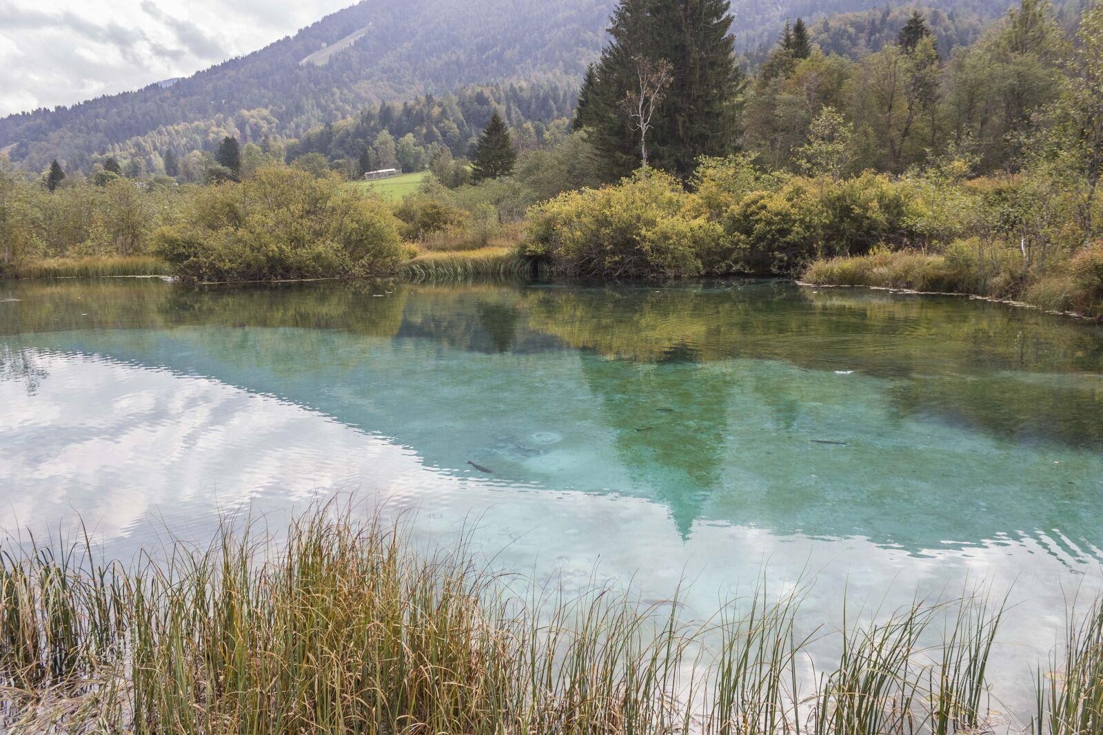 "Canon EOS 600D (Rebel EOS T3i / EOS Kiss X5) sample photo. ""Lake, aqua, reflections"" photography"
