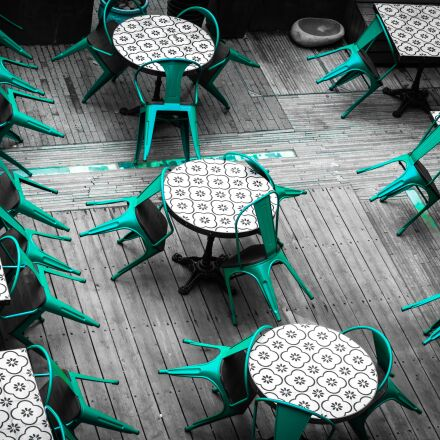 creative, tables and chairs, Pentax K-5